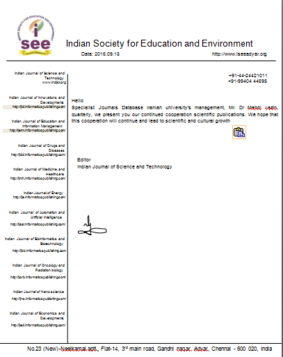Indian Society for Education and Environment